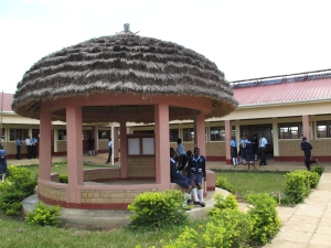 Ocer Campion Jesuit College in Gulu, Uganda